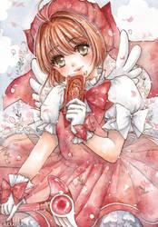 Cardcaptor Sakura by cherriuki