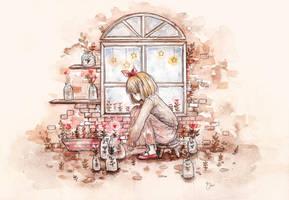 The Heart Farmer by cherriuki