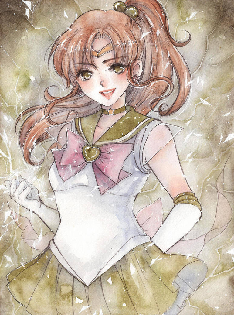 Sailor Jupiter by cherriuki