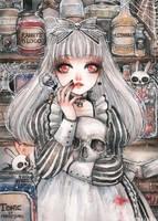 Alice of the Dead by cherriuki