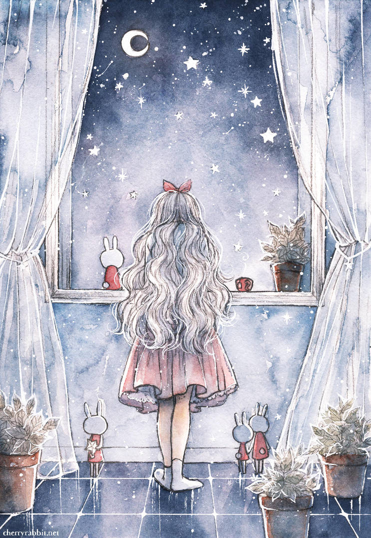 To Wish Upon A Star by cherriuki