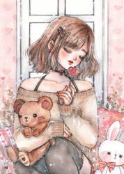 Valentines by cherriuki