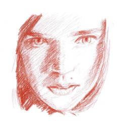 Practice - Jennifer Connelly by uxv