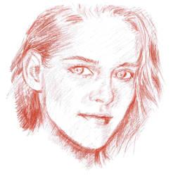 Practice - Kristen Stewart by uxv