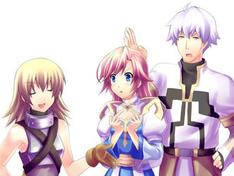 Commission 14: Ragnarok Online 1 by Aecclesia