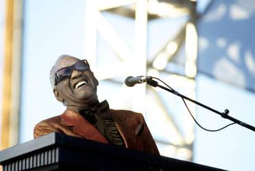 Ray Charles by photoart1