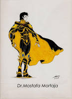 Dark Hero by DrMostafaMortaja
