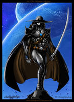 D the vampire hunter by DrMostafaMortaja