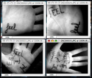 feel by elmonstruode