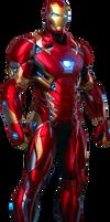 Iron Man MK XLVI by AlexelZ