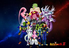 Villains by AlexelZ
