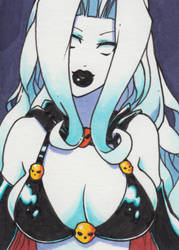 Lady Death 3 by Joseph O'Brien by sistermcguire