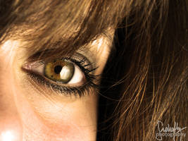 Golden Eye by suphafly
