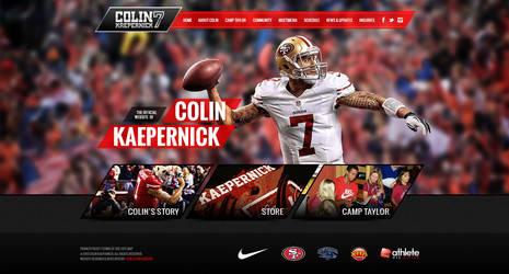 Colin Kaepernick by 8Creo
