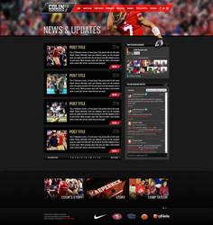 Colin Kaepernick - news by 8Creo