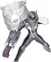 Black NanoRanger by Tyrranux