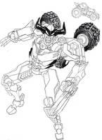 TF13 Wolverine by Tyrranux