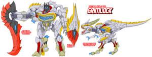 Autobot Grimlock by Tyrranux