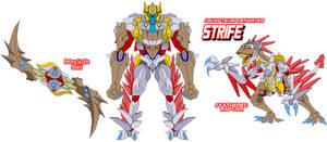 Autobot Strife by Tyrranux
