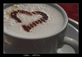 Cappu... with love by Ratafluke