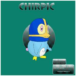 Fake Pokemon - Chirpic by bamtorchic