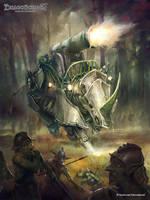 Bushiroad Dragoborn: Rankbreaker by Travis-Anderson
