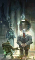 The Investigation by Travis-Anderson