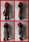 ArtTrade: Hellboy by Yuki87