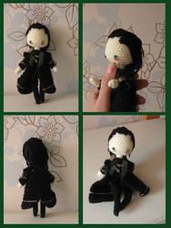 Commission: Loki 2 by Yuki87