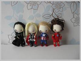 The Avengers by Yuki87