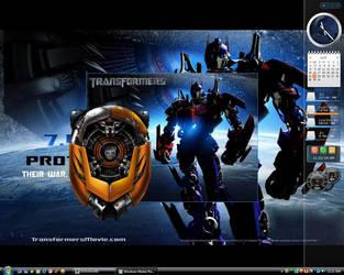 Transformers Theme by moroka