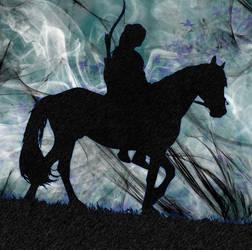 The Huntsman Returns (Blues) by AskGriff