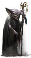 Gremlin by ianllanas