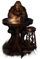 Ulfen Chronicler by ianllanas