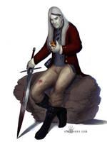 The Bastard by ianllanas