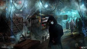 Tunnel City by ianllanas