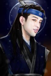 Prince Jinyoung by seregthilia