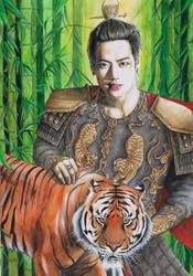 King Jackson II by seregthilia