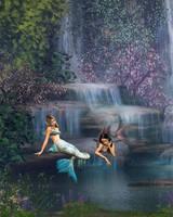 Mermaids by blackroses830