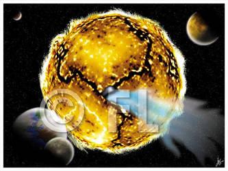 Solar System V2.0 by tigerlea