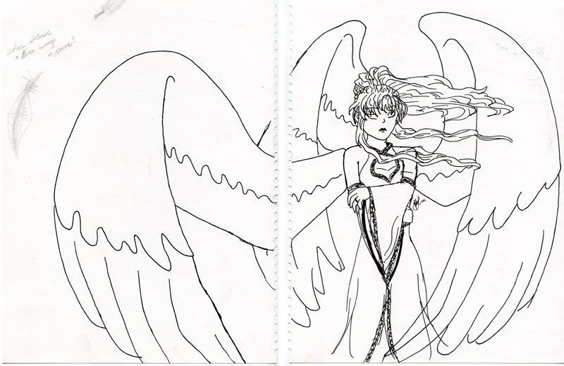 Blind Angel by tigerlea