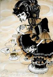 Tea Cake by Neumorin