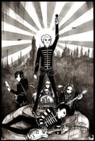 Welcome to The Black Parade by Neumorin