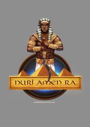 Nuri\'s Logo Dark Skinned by mohammedAgbadi