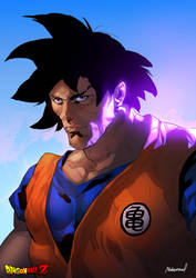 Goku colours by mohammedAgbadi