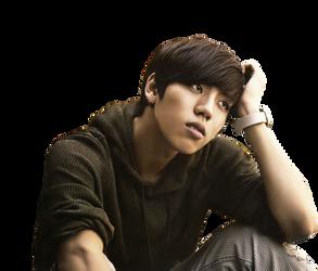 Infinite Dongwoo Render by kpopforever26