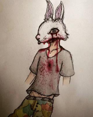 Bunny Boy by SaekoGami