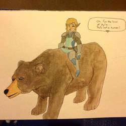 Can Hardly Bear It by SaekoGami