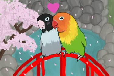 Love Birds by SaekoGami