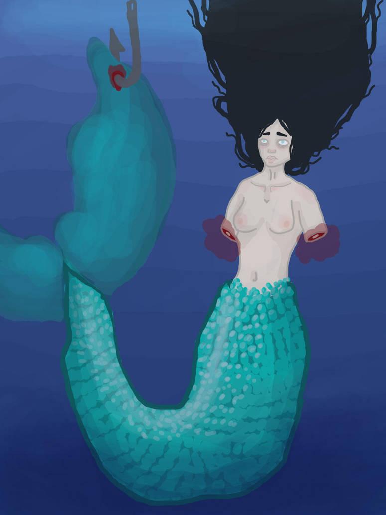 Mermaid Sushi by SaekoGami